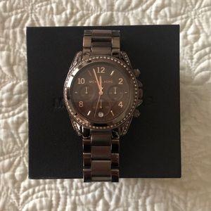Michael Kors oversized Blair watch